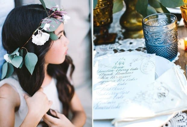 Magical wedding inspirations from Southern California
