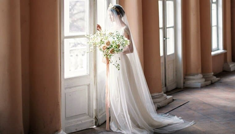 Enchanted Bridal Inspirations by Olga Plakitina Photography