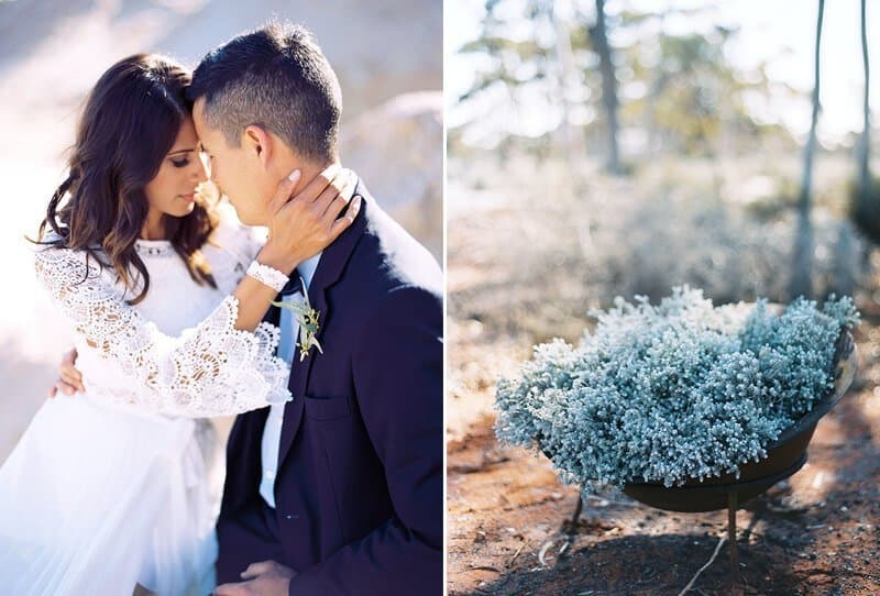 Keith and Tanya – After Wedding Shoot in the Desert by Narrative of Love Photography