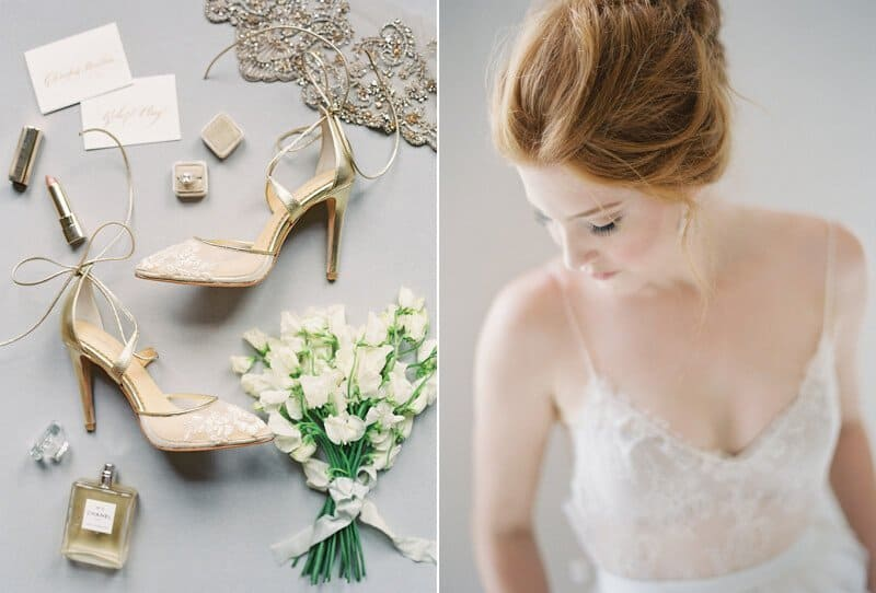Enchanting Bella Belle Shoes for every Bridelook by Kurt Boomer Photography