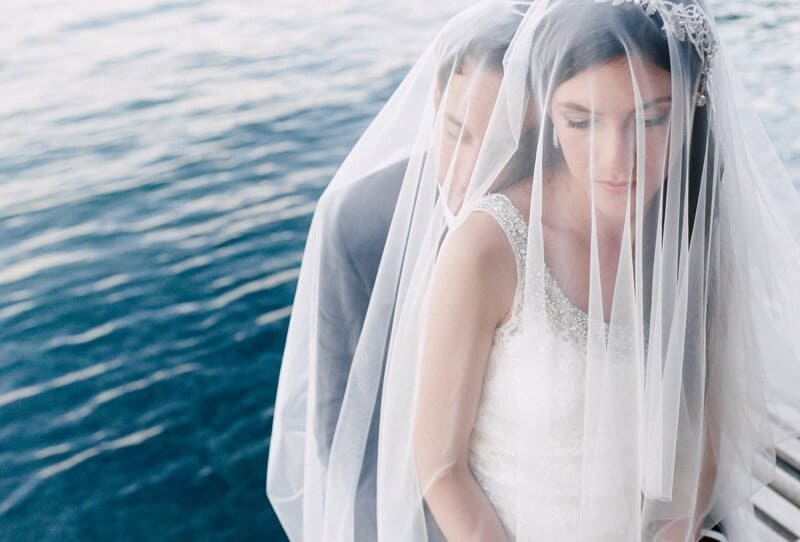 Vintage Wedding with Maritime Flair by Julia Mühlbauer Photography