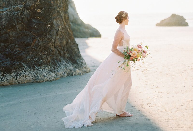Lovefeeling at Oregons Coast by Katie Nicolle Photography