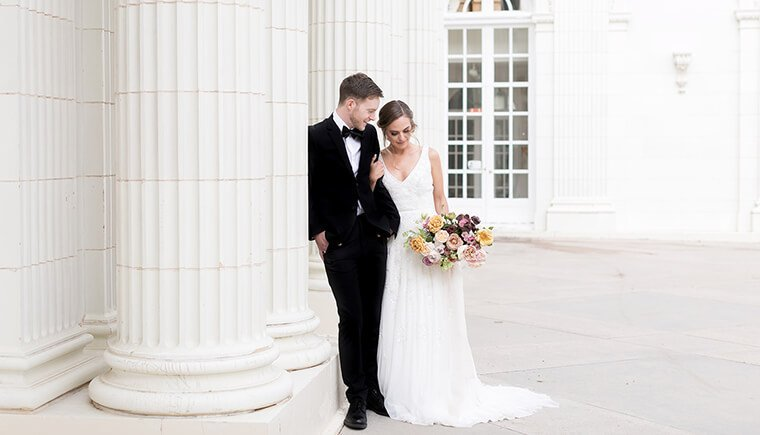 Old World Wedding Inspirations by Amy Caroline Photography
