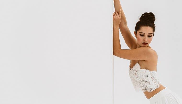 The new Bridal Collection by Victoria Rüsche lets dreams come true