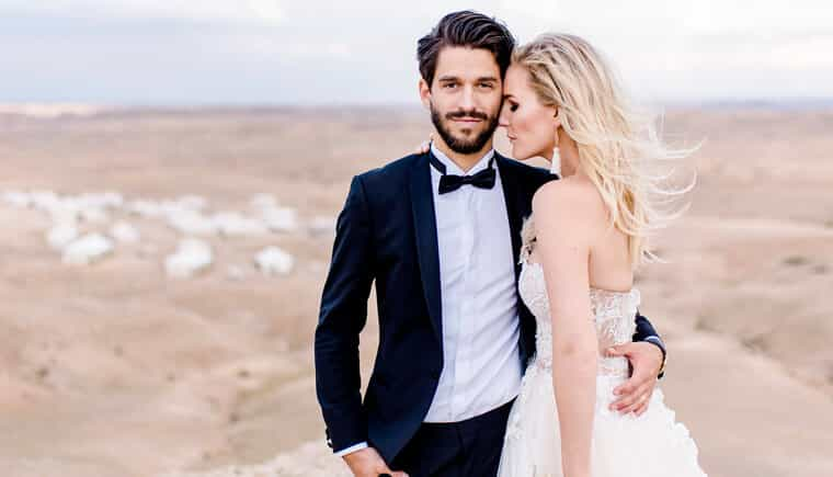 After Wedding Shooting in Marrakech by Lovestories Wien and Caterina Hoffmann