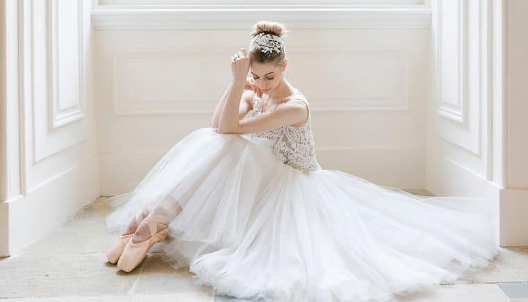 Graceful Prima Ballerina Editorial by Die Elfe Photography