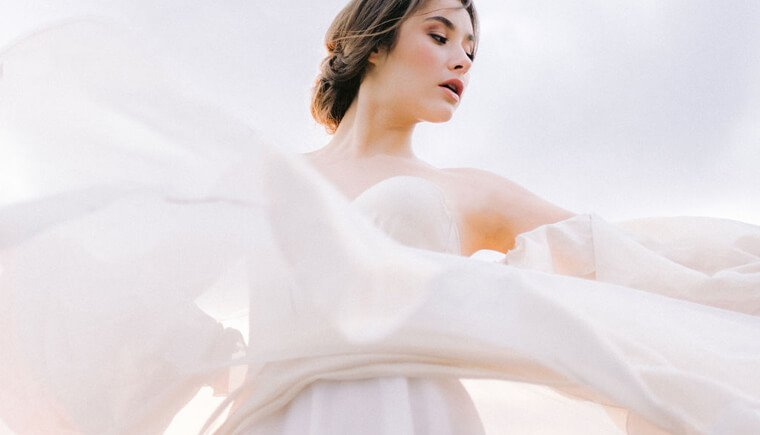 Modern Bridal Inspiration with an Artistic Touch