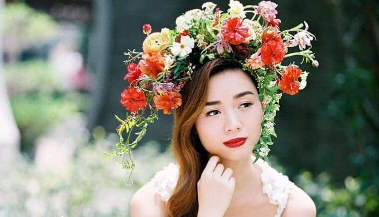 Breathtaking bridal inspiration in Hong Kong