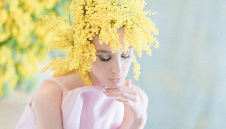 Spring Awakening with the Radiance of Mimosas