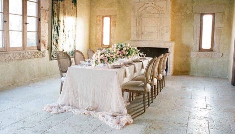 Elegant Liliac-Blush Wedding Inspiration by Jose Villa
