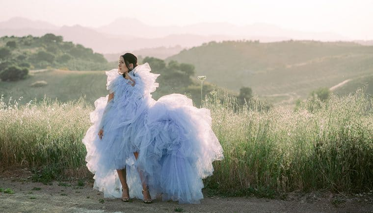 Gorgeous wedding visions in picturesque Andalusia