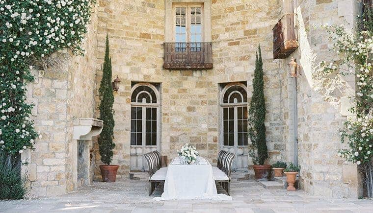 Timeless Elegance at Sunstone Winery in California