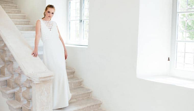 Green by Design -sustainable bridal collection 2022 by küssdiebraut